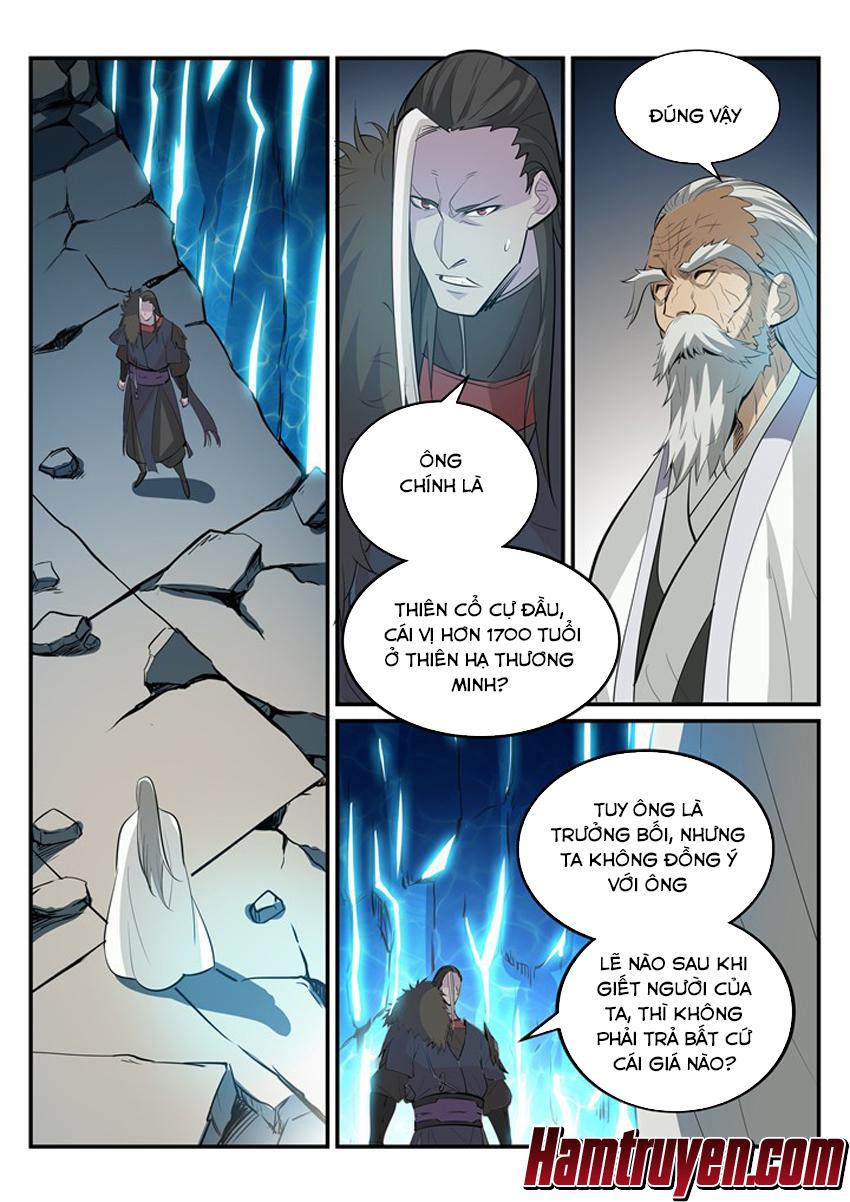 Bách Luyện Thành Thần Chapter 191 trang 4 - CungDocTruyen.com