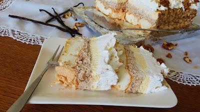 Japanski vjetar / The Best Fluffy Cream Cake
