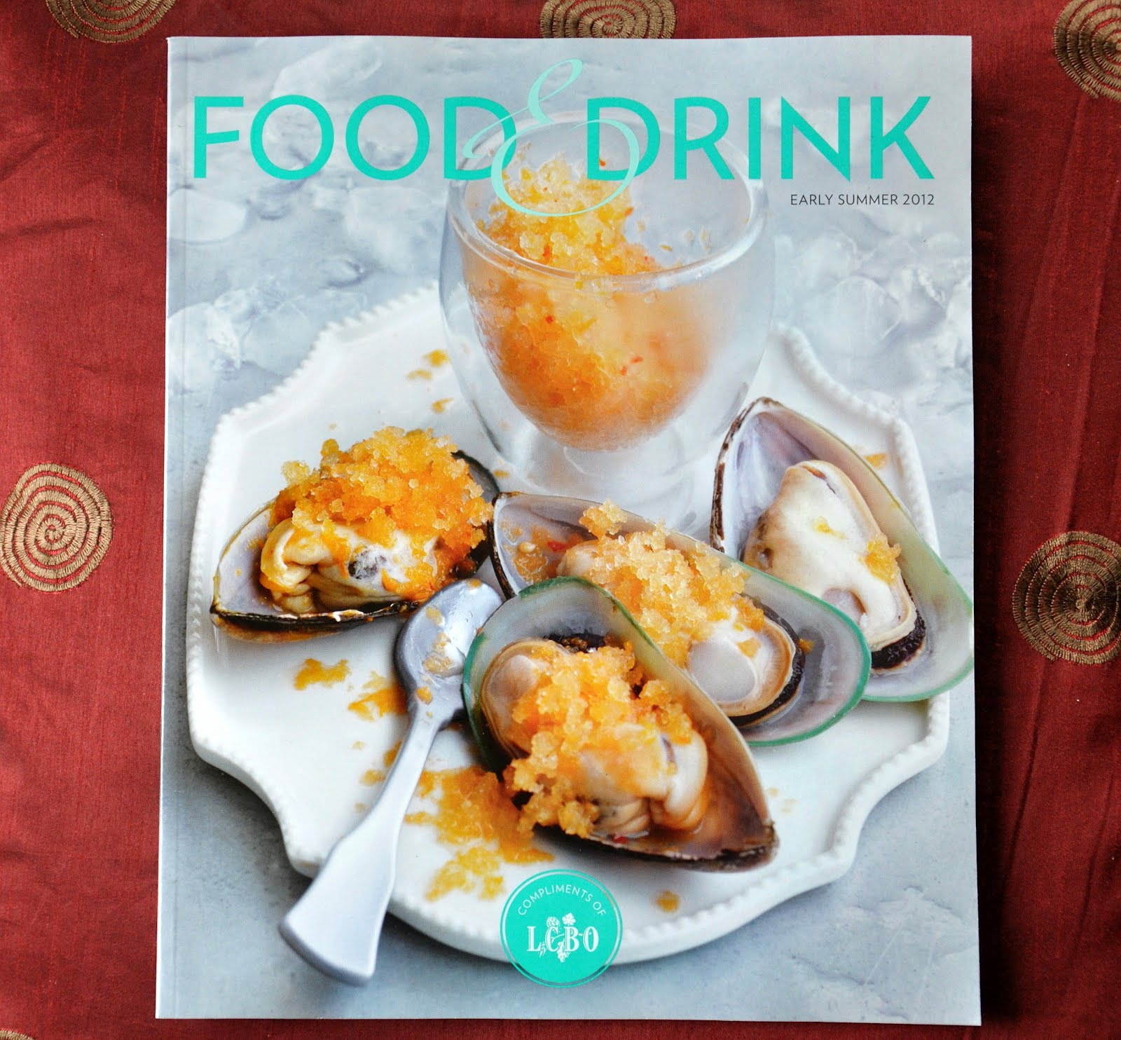lcbo food drink magazine early summer music issue
