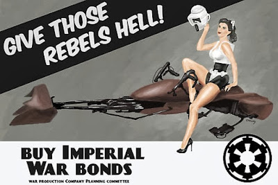 Give those Rebels hell! Buy Imperial War Bonds.