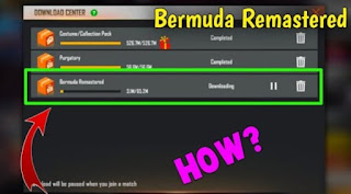 Bermuda Remastered FF