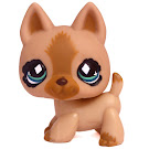 Littlest Pet Shop Pet Pairs German Shepherd (#768) Pet