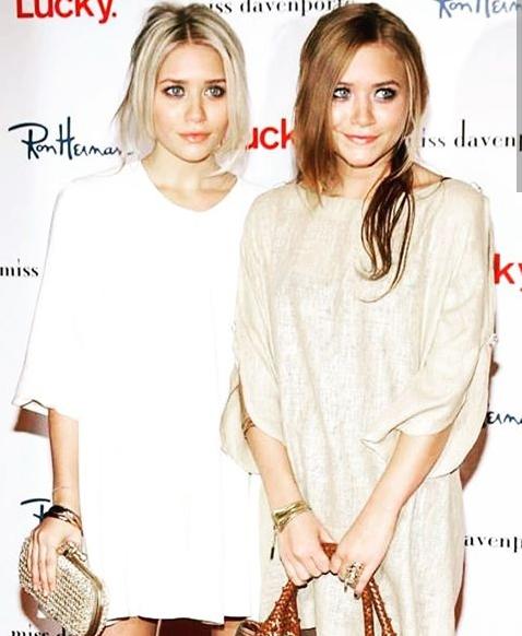 World Richest Actresses - Olsen Twins