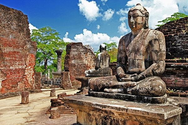 Шри-Ланка будда