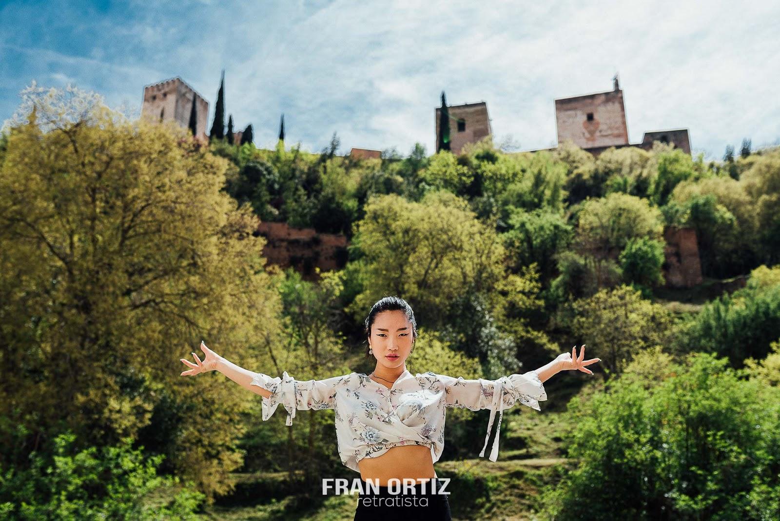 Lip-J Waacking internacional en Granada