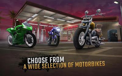 تحميل Moto Rider GO: Highway Traffic مهكرة