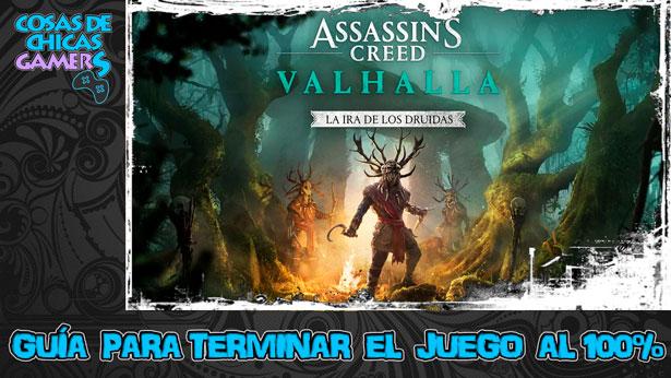 Guía Assassin's Creed Valhalla - La ira de los druidas