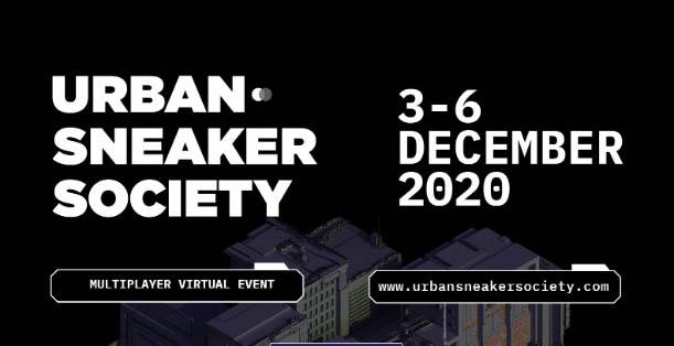 Kolaborasi Belanja Online dan Virtual Multiplayer Pertama di Asia Tenggara dalam Urban Sneaker Society 2020