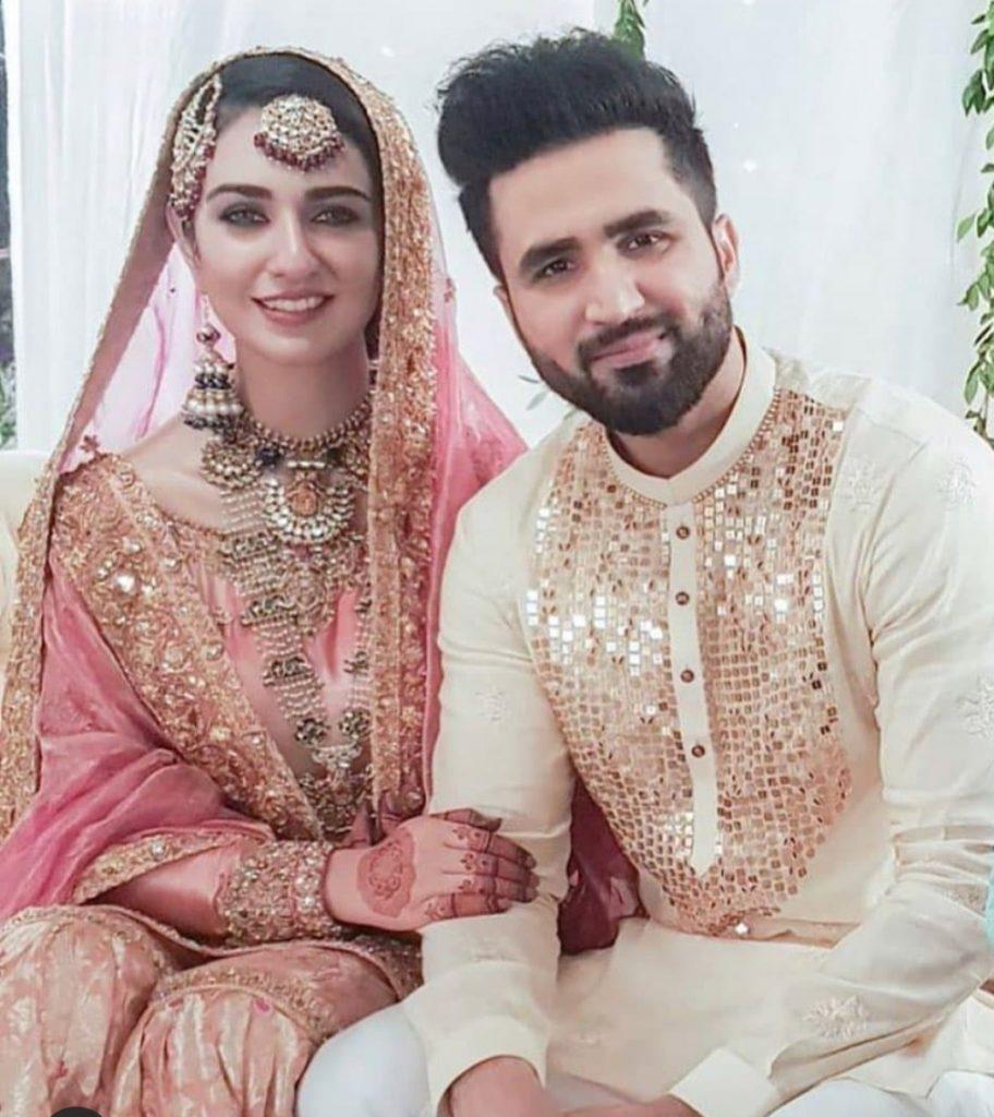Sarah Khan And Falak Shabir Meet