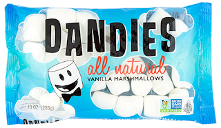 dandies marshmallow large