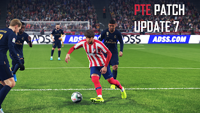 PES 2019 PTE Patch 2019 Unofficial Update 7 by Ziyech.2304 Season 2019/2020