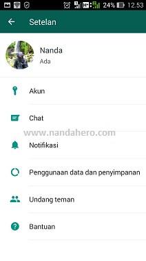 Video WhatsApp Tidak Tersimpan Otomatis di Galeri Android  Agar Foto/Video WhatsApp Tidak Tersimpan Otomatis di Galeri Android 2019