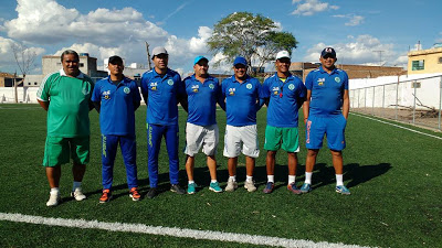 7978abd43 Comissão técnica e auxiliares do Calango Futebol Clube - Blog Se ...