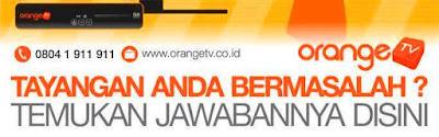 Tayangan Orange TV Anda Bermasalah? Ini Solusinya!
