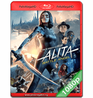 BATTLE ANGEL: LA ÚLTIMA GUERRERA (2019) FULL 1080P HD MKV ESPAÑOL LATINO