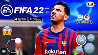 Fifa 22 MOD Fifa 14 Android hors ligne 900 Mo Meilleurs graphiques PS5 Aucun bug Nouveaux kits de visages et transferts 21/22
