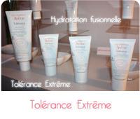 Tolérance extreme Avene