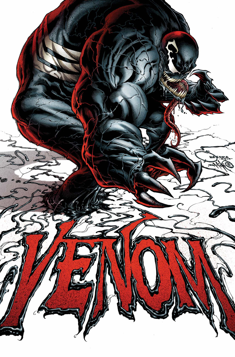 Top 5 Comics Venom 12
