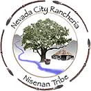 Nevada City Rancheria - Nisenan Tribe seal