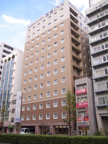 The Toyoko Inn Tokyo Akiba Asakusabashi-eki Higashi-guchi hotel.