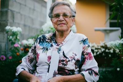 Rede auf die Oma (Geburtstag)