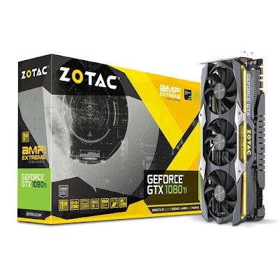 Zotac GeForce GTX 1080 Ti AMP Edition