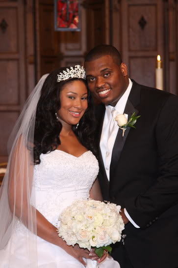 Aturbest Special Events Celebrity Wedding Anansa Johnson And David Patterson