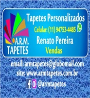 A.R.M - Tapetes Personalizados