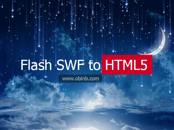 Hướng dẫn cách convert swf sang HTML5 dễ dàng bằng Adobe Flash CC