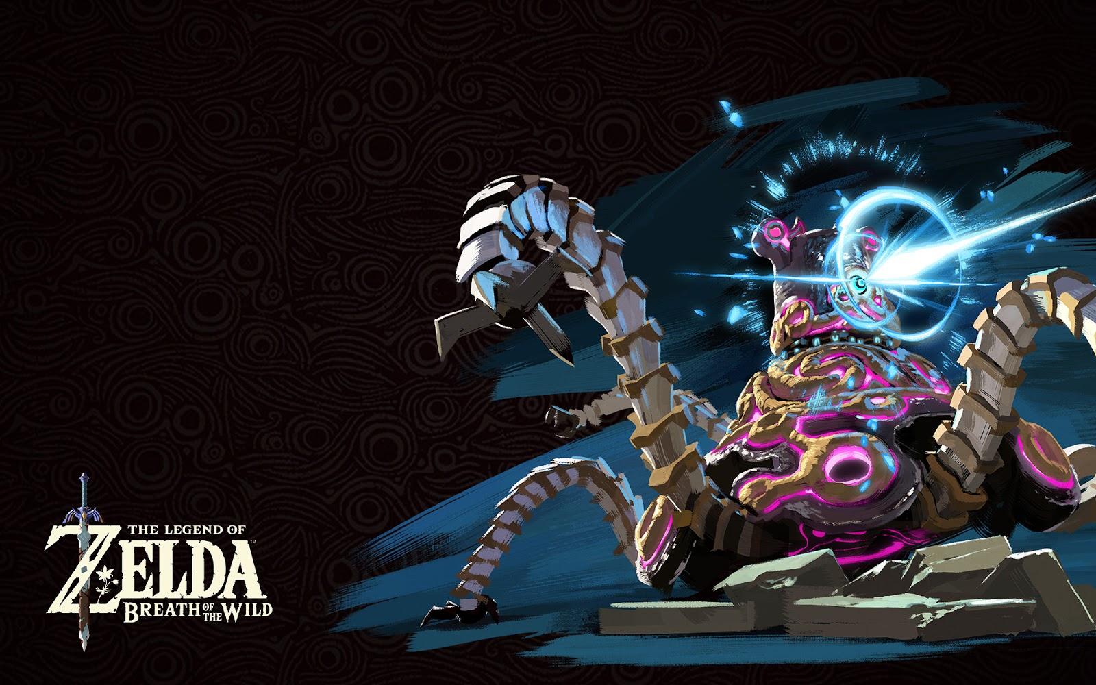 Nova atualização de Zelda: Breath of the Wild oferece itens de graça