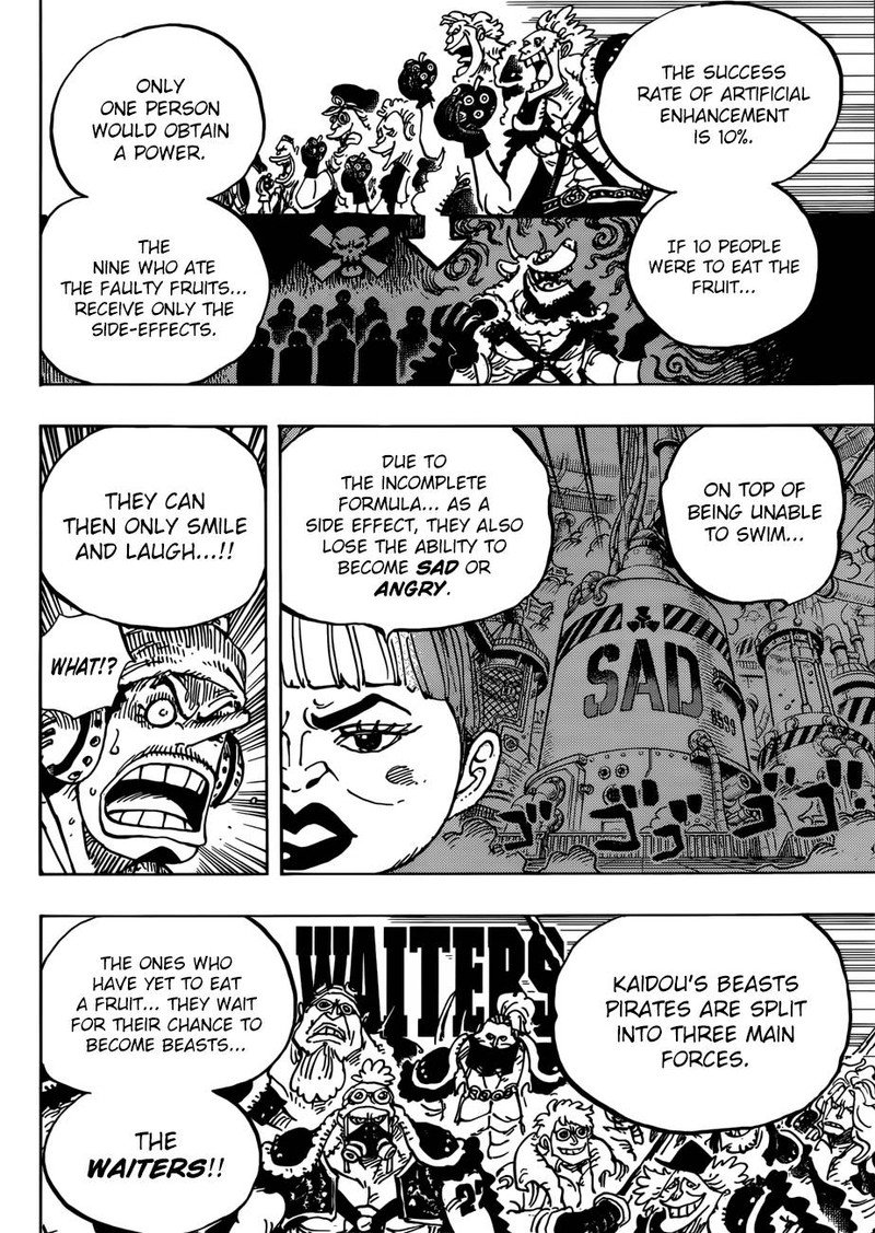 One Piece Manga Chapter 943 - Image 010