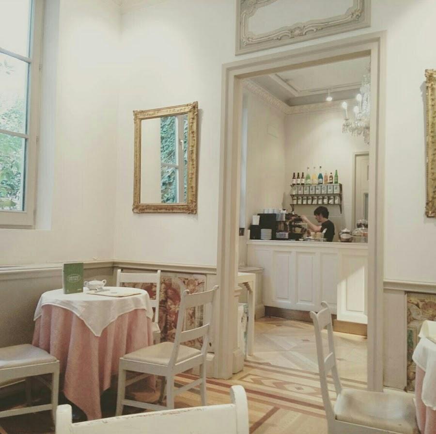 Cafetería del Museo del Romanticismo (Madrid)