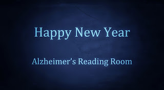 Happy New Year from the Alzheimer's Reading Room