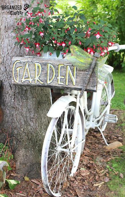 Junk Garden Tour 2016 organizedclutter.net