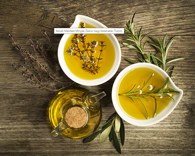 6 Manfaat Minyak Zaitun untuk Kesehatan