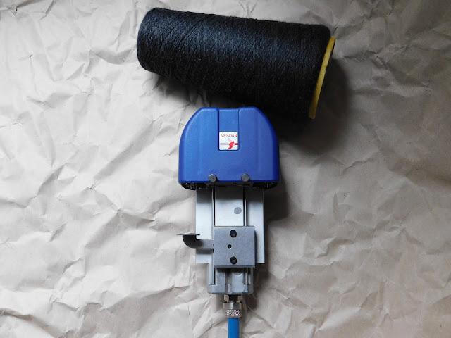 Сплайзер воздушный для соединения пряжи