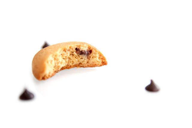 Biscuits vanille et pépites de chocolat