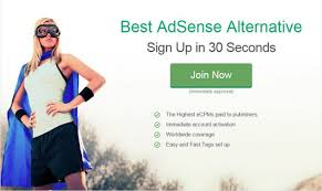 RevenueHits Best Alternative Adsense Adds paying Website Free Account link here,