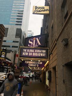 Six Brooks Atkinson Broadway New York City