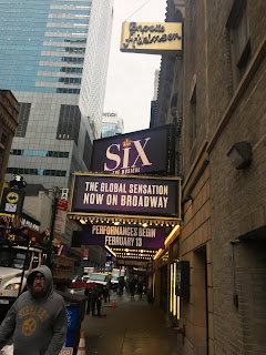 Six On Broadway Musical Theater