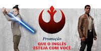 Promoção Wizard Star Wars wizardestarwars.com.br