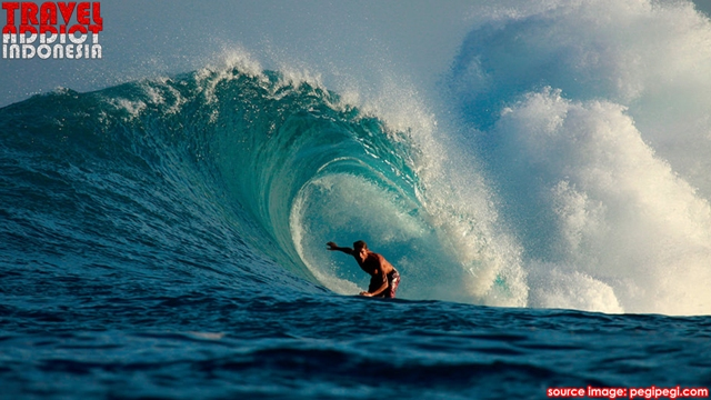 Mentawai Islands, Hawaii in Asia, the best surfing in the world, Unesco, the best waves throughout Aceh, Indonesian tourism, a hidden paradise
