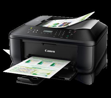 download Canon PIXMA MX397 Inkjet printer's driver
