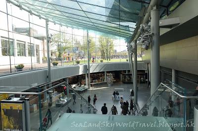 荷蘭, 梵高博物館, Van Gogh Museum, 阿姆斯特丹, amsterdam, holland, netherlands
