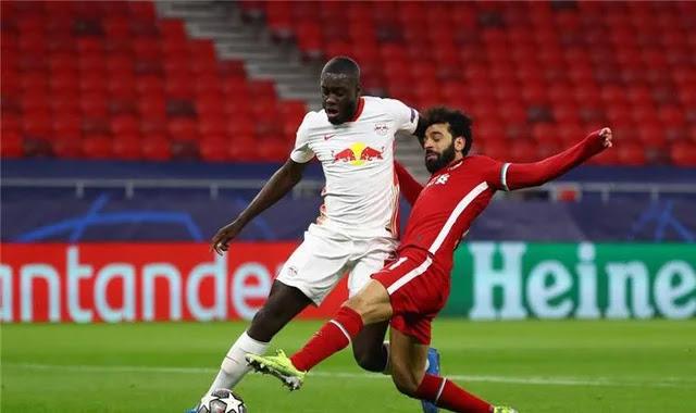 Ferdinand: Upamecano was in Bayern Munich's dressing room while facing Mohamed Salah