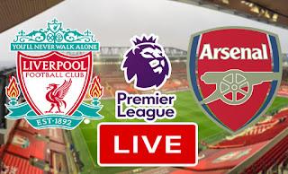 بث مباشر مباراة ليفربول و ارسنال صلاح والننى أساسيان فى قمة الدوري الإنجليزي 'البريميرليغ'