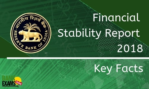 Financial Stability Report 2018: Key Facts
