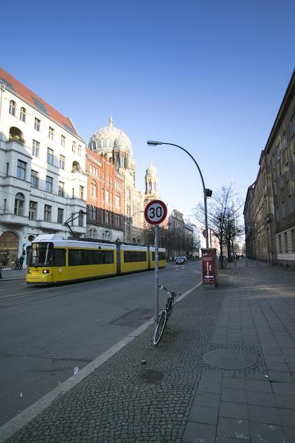 Sinagoga-Berlino