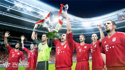 Download PES 2014 Game Setup