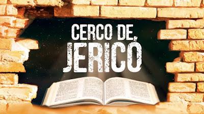 imagem escrito Cerco de Jericó